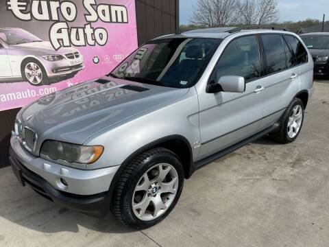 2000 BMW X5 for sale at Euro Auto in Overland Park KS