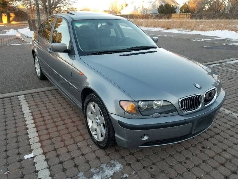 2005 BMW 3 Series for sale at Red Rock's Autos in Denver CO