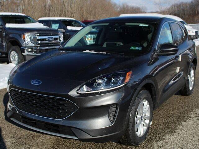 2020 Ford Escape for sale in Edinboro, PA