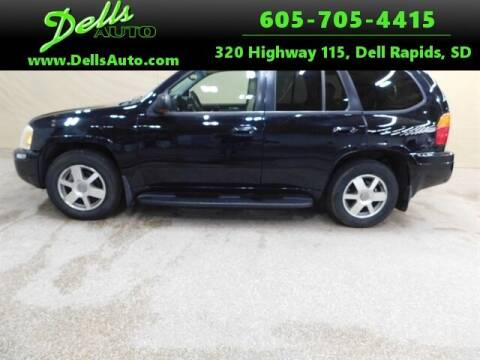 2005 GMC Envoy for sale at Dells Auto in Dell Rapids SD