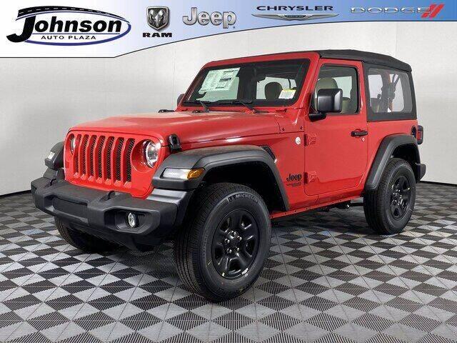 2021 Jeep Wrangler for sale in Brighton, CO