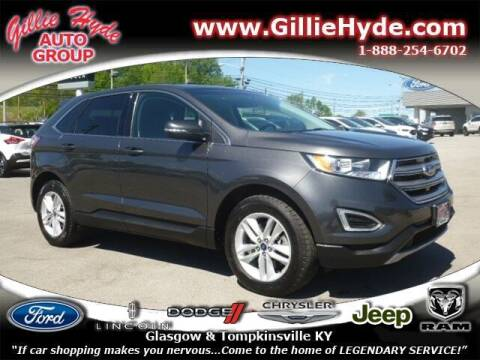 2018 Ford Edge for sale at Gillie Hyde Auto Group in Glasgow KY