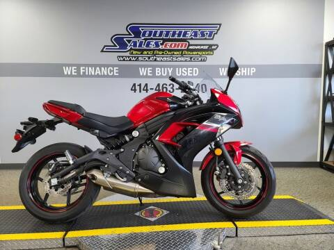 2016 Kawasaki Ninja 650R for sale at Southeast Sales Powersports in Milwaukee WI
