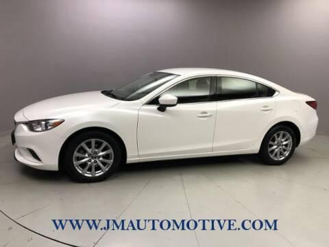 2017 Mazda MAZDA6 for sale at J & M Automotive in Naugatuck CT