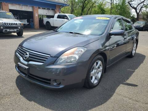 2008 Nissan Altima for sale at CENTRAL AUTO GROUP in Raritan NJ