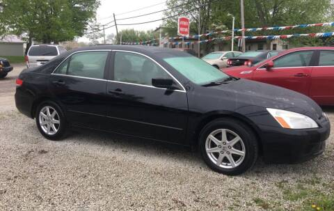 2003 Honda Accord for sale at Antique Motors in Plymouth IN