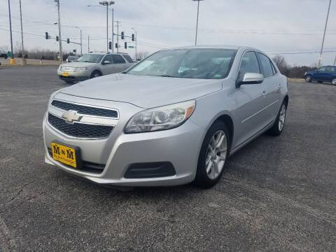 2013 Chevrolet Malibu for sale at MnM The Next Generation in Jefferson City MO