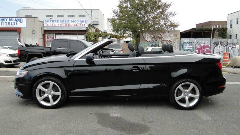 2016 Audi A3 for sale at AFFORDABLE MOTORS OF BROOKLYN in Brooklyn NY