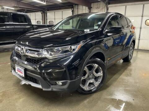 2019 Honda CR-V for sale at Sonias Auto Sales in Worcester MA