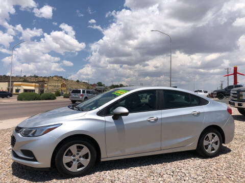 2018 Chevrolet Cruze for sale at 1st Quality Motors LLC in Gallup NM