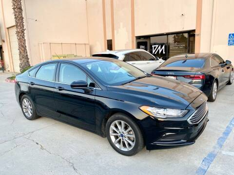 2017 Ford Fusion for sale at Destination Motors in Temecula CA
