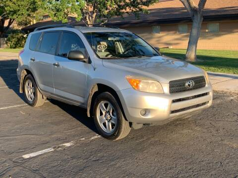 2007 Toyota RAV4 for sale at CASH OR PAYMENTS AUTO SALES in Las Vegas NV