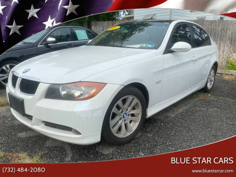 2006 BMW 3 Series for sale at Blue Star Cars in Jamesburg NJ
