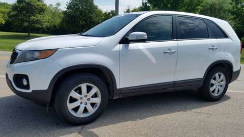 2011 Kia Sorento for sale at Superior Auto Sales in Miamisburg OH