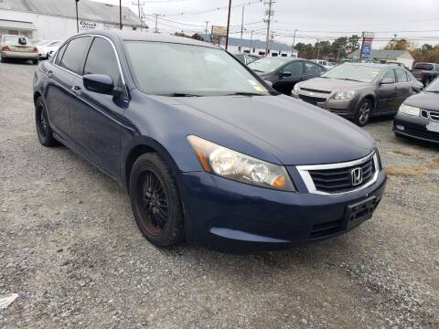 2009 Honda Accord for sale at CRS 1 LLC in Lakewood NJ
