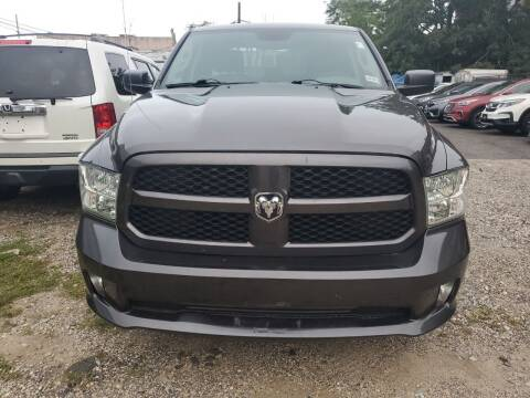 2014 RAM Ram Pickup 1500 for sale at OFIER AUTO SALES in Freeport NY