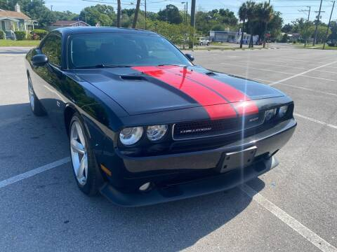 2011 Dodge Challenger for sale at LUXURY AUTO MALL in Tampa FL