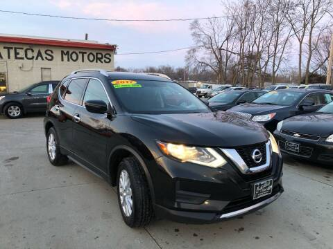 2017 Nissan Rogue for sale at Zacatecas Motors Corp in Des Moines IA