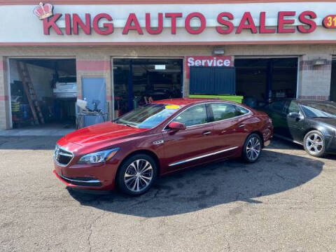 2017 Buick LaCrosse for sale at KING AUTO SALES  II in Detroit MI