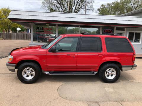 1998 Ford Explorer for sale at Midtown Motors in North Platte NE
