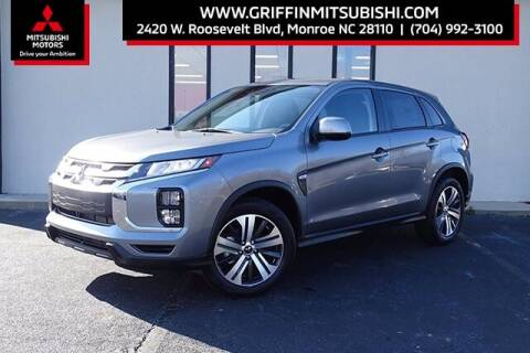 2021 Mitsubishi Outlander Sport for sale at Griffin Mitsubishi in Monroe NC