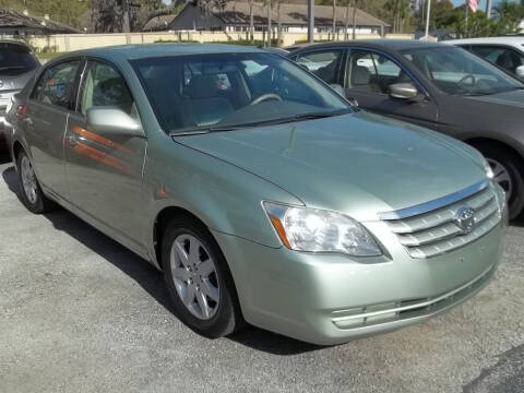 2007 Toyota Avalon for sale at PJ's Auto World Inc in Clearwater FL