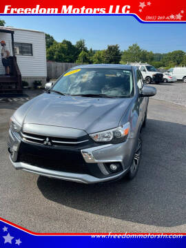 2019 Mitsubishi Outlander Sport for sale at Freedom Motors LLC in Knoxville TN