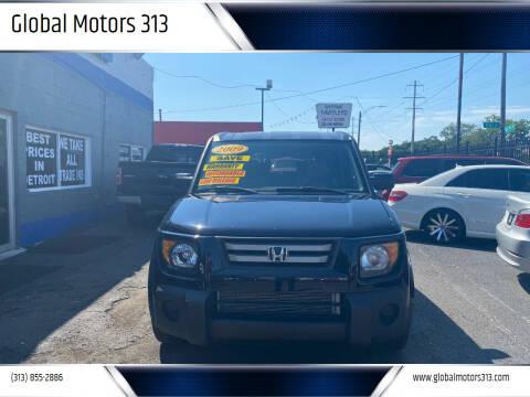 2008 Honda Element for sale at Global Motors 313 in Detroit MI