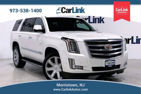 2017 Cadillac Escalade for sale at CarLink in Morristown NJ
