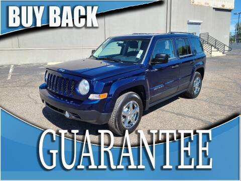 2013 Jeep Patriot for sale at Reliable Auto Sales in Las Vegas NV