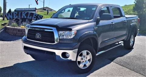 2013 Toyota Tundra for sale at WEIKLES SPECIALTY in Felton PA