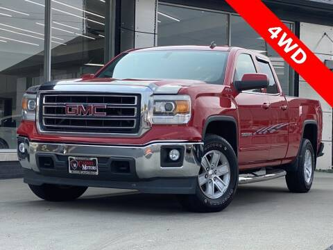 2014 GMC Sierra 1500 for sale at Carmel Motors in Indianapolis IN