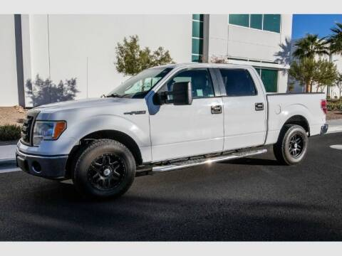 2010 Ford F-150 for sale at REVEURO in Las Vegas NV