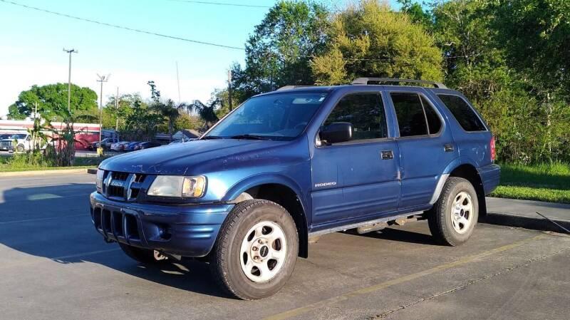2003 Isuzu Rodeo for sale at Loco Motors in La Porte TX