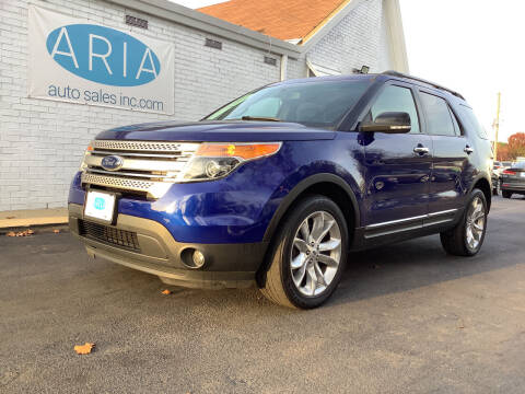 2015 Ford Explorer for sale at ARIA  AUTO  SALES in Raleigh NC