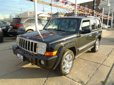 2008 Jeep Commander for sale at CAR CENTER INC in Chicago IL