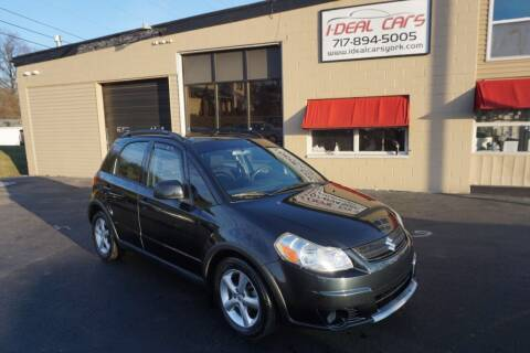 2007 Suzuki SX4 Crossover for sale at I-Deal Cars LLC in York PA