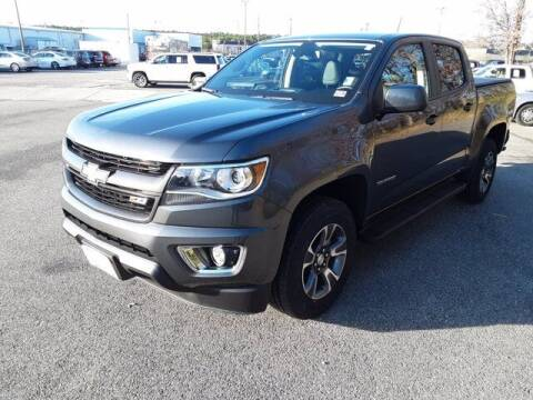 2016 Chevrolet Colorado for sale at Strosnider Chevrolet in Hopewell VA