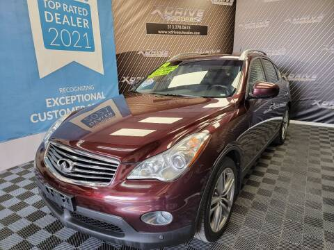 2014 Infiniti QX50 for sale at X Drive Auto Sales Inc. in Dearborn Heights MI
