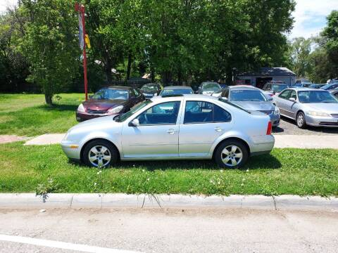 2003 Volkswagen Jetta for sale at D & D Auto Sales in Topeka KS
