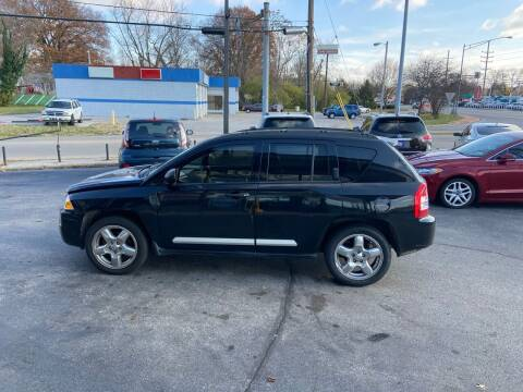 2007 Jeep Compass for sale at Smart Buy Car Sales in St. Louis MO