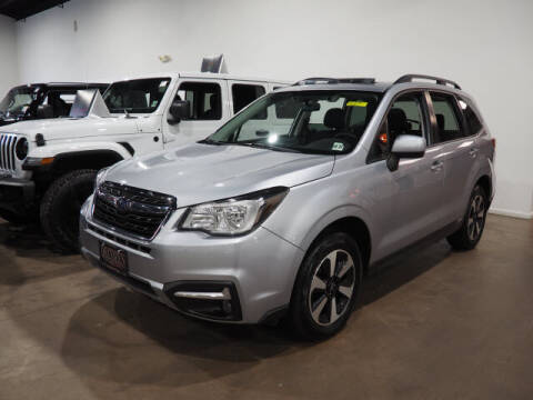 2018 Subaru Forester for sale at Montclair Motor Car in Montclair NJ