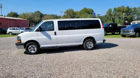 2016 Chevrolet Express Passenger for sale at Joye & Company INC, in Augusta GA