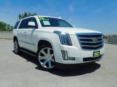 2016 Cadillac Escalade for sale at BAY AREA CAR SALES in San Jose CA