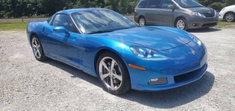 2008 Chevrolet Corvette for sale at Sinclair Auto Inc. in Pendleton IN