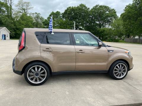 2014 Kia Soul for sale at Car Credit Connection in Clinton MO