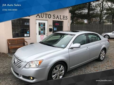 2008 Toyota Avalon for sale at JIA Auto Sales in Port Monmouth NJ