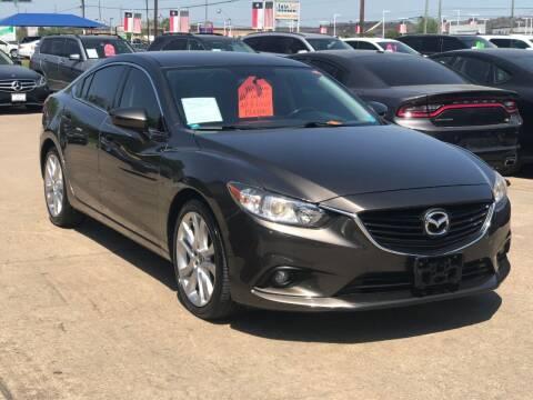 2016 Mazda MAZDA6 for sale at Discount Auto Company in Houston TX