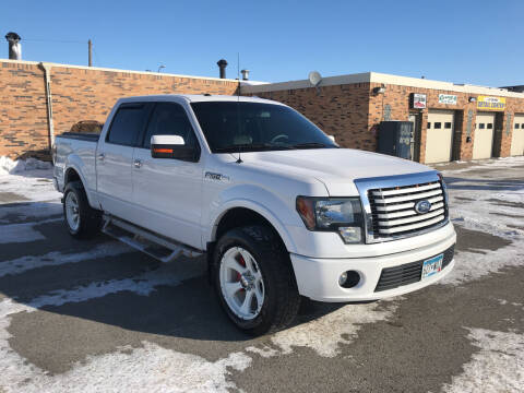 2011 Ford F-150 for sale at Carney Auto Sales in Austin MN