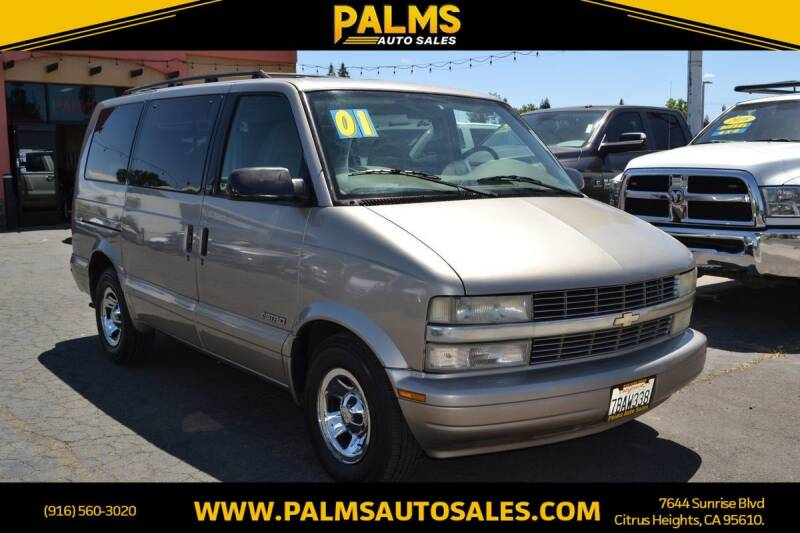 2001 Chevrolet Astro for sale in Citrus Heights, CA